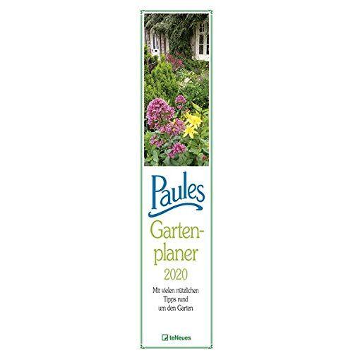 - Paules Gartenplaner 2020 - Preis vom 20.10.2020 04:55:35 h