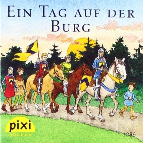 - PIXI-Bücher. Serie 142. Mit Pixi auf der Ritterburg. 64 Exemplare a Euro 0,95 - Preis vom 03.05.2021 04:57:00 h