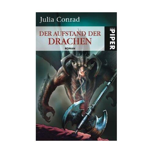Julia Conrad - Der Aufstand der Drachen: Roman (Drachen (Conrad)) - Preis vom 20.10.2020 04:55:35 h