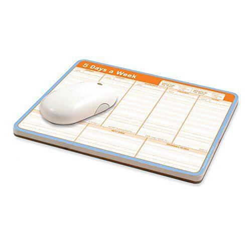 Knock Knock - Knock Knock Mousepad: 5 Days a Week (Paper Mousepad) - Preis vom 18.02.2020 05:58:08 h