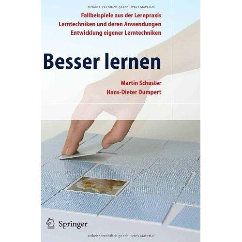 Martin Schuster - Besser lernen - Preis vom 07.03.2021 06:00:26 h