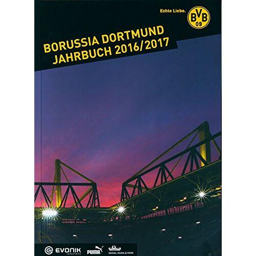 Borussia Dortmund (Hrsg.) - Borussia Dortmund Jahrbuch 2016/2017 - Preis vom 26.02.2021 06:01:53 h