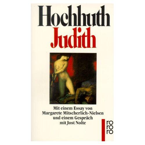 Rolf Hochhuth - Judith: Trauerspiel - Preis vom 24.02.2021 06:00:20 h