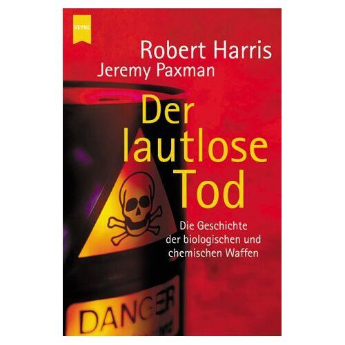 Robert Harris - Der lautlose Tod - Preis vom 03.05.2021 04:57:00 h