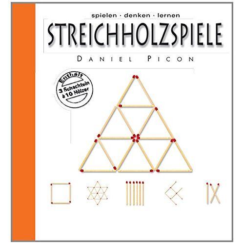 - Streichholzspiele - Preis vom 24.06.2020 04:58:28 h