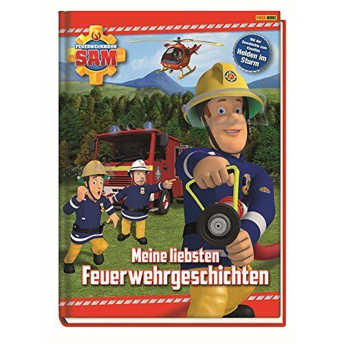 Panini - Feuerwehrmann Sam: Meine liebsten Feuerwehrgeschichten - Preis vom 05.05.2021 04:54:13 h
