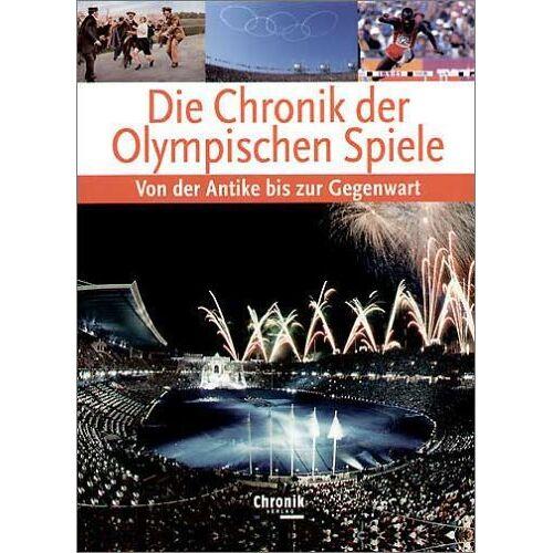 - Die Chronik der Olympischen Spiele - Preis vom 17.04.2021 04:51:59 h