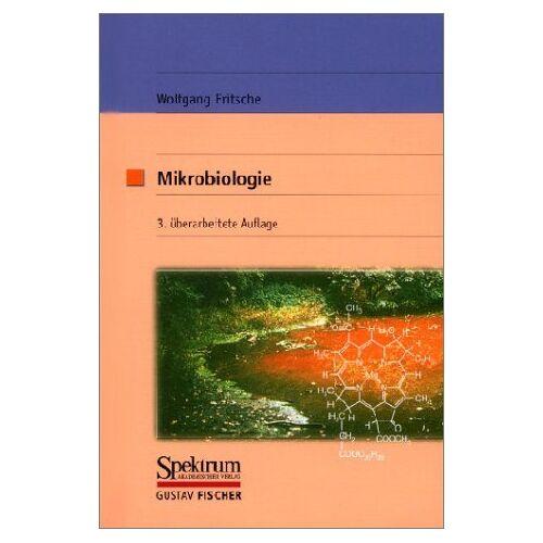 Wolfgang Fritsche - Mikrobiologie - Preis vom 15.05.2021 04:43:31 h