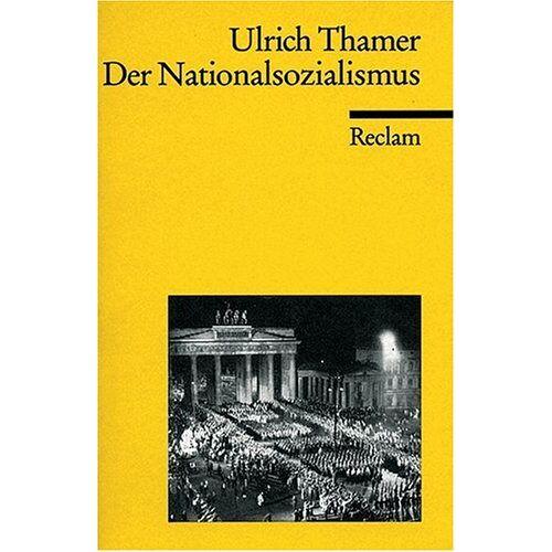 Thamer, Hans U - Der Nationalsozialismus - Preis vom 26.02.2021 06:01:53 h