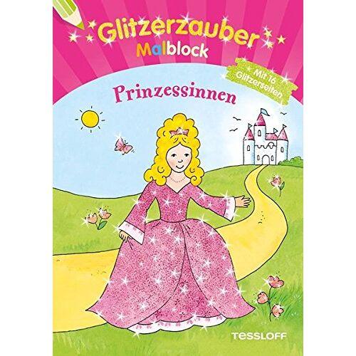 - Glitzerzauber-Malblock Prinzessinnen (Malbücher und -blöcke) - Preis vom 24.01.2020 06:02:04 h