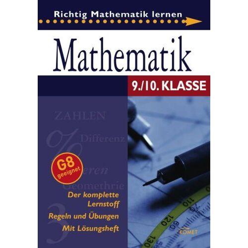 - Mathematik 9./10. Klasse: Richtig Mathematik lernen - Preis vom 13.05.2021 04:51:36 h