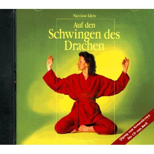 Nicolaus Klein - Auf den Schwingen des Drachen, 1 CD-Audio - Preis vom 05.09.2020 04:49:05 h