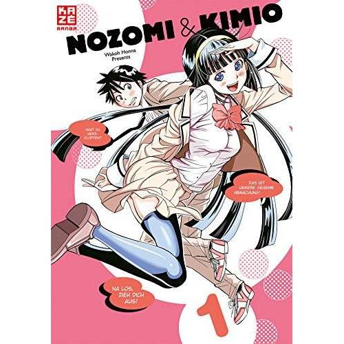 Wakoh Honna - Nozomi & Kimio 01 - Preis vom 04.10.2020 04:46:22 h