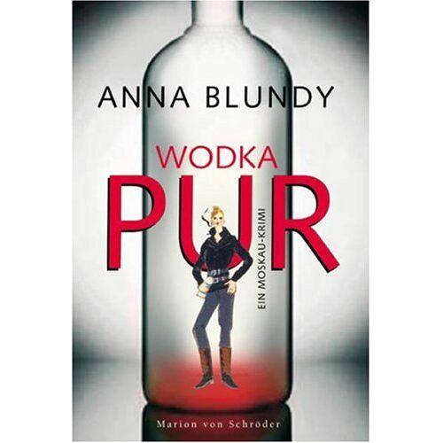 Anna Blundy - Wodka pur.: Ein Moskau-Krimi - Preis vom 03.12.2020 05:57:36 h