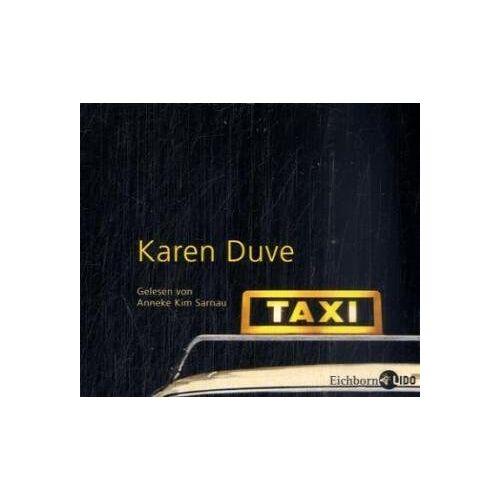 Karen Duve - Taxi. 4 CDs - Preis vom 24.01.2021 06:07:55 h