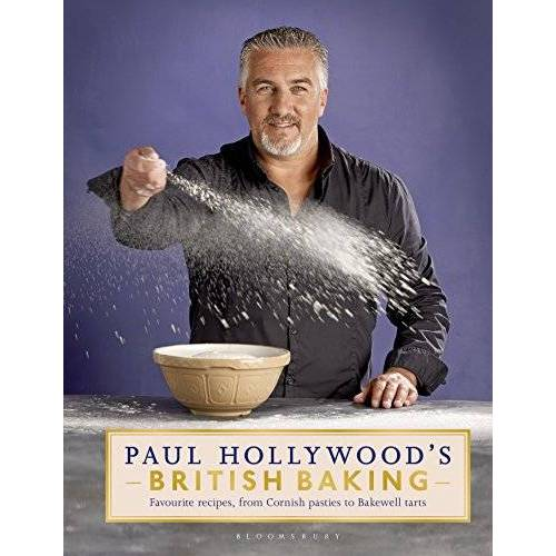 Paul Hollywood - Paul Hollywood's British Baking - Preis vom 22.01.2020 06:01:29 h