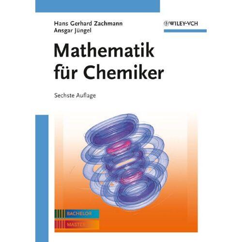 Hans Zachmann - Mathematik für Chemiker - Preis vom 04.04.2020 04:53:55 h