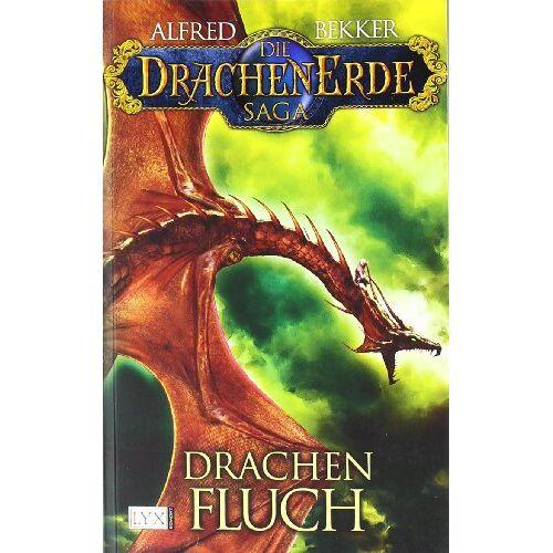 Alfred Bekker - Die Drachenerde Saga: Drachenfluch - Preis vom 05.09.2020 04:49:05 h