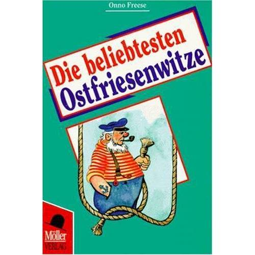 Onno Freese - Die besten Ostfriesenwitze. - Preis vom 11.05.2021 04:49:30 h
