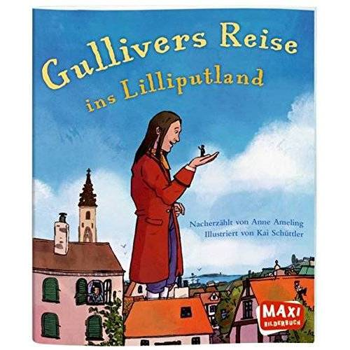- Gullivers Reise ins Lilliputland - Preis vom 20.10.2020 04:55:35 h