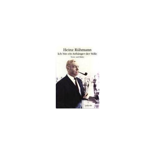 Heinz Rühmann - Ich bin ein Anhänger der Stille: Texte und Bilder - Preis vom 03.05.2021 04:57:00 h