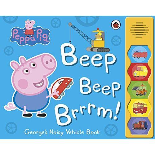 Peppa Pig - Peppa Pig: Beep Beep Brrrm! - Preis vom 23.01.2021 06:00:26 h