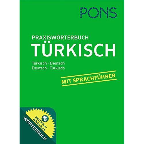 - PONS Praxiswörterbuch Türkisch: Türkisch - Deutsch / Deutsch - Türkisch. Mit Online-Wörterbuch. - Preis vom 28.05.2020 05:05:42 h