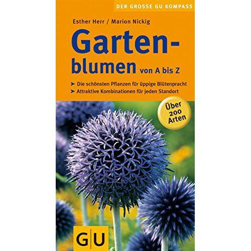 Esther Herr - Gartenblumen von A bis Z (Gartengestaltung) - Preis vom 08.05.2021 04:52:27 h