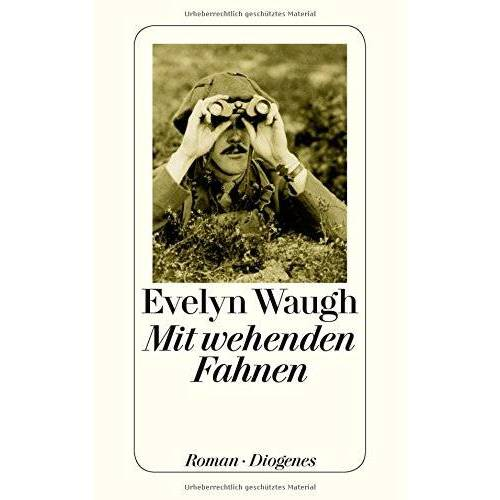 Evelyn Waugh - Mit wehenden Fahnen - Preis vom 16.05.2021 04:43:40 h