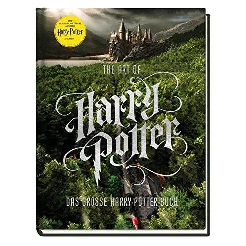 Marc Harry Potter: The Art of Harry Potter - Das große Harry-Potter-Buch - Preis vom 18.04.2021 04:52:10 h