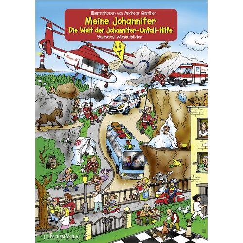 - Meine Johanniter - Die Welt der Johanniter-Unfall-Hilfe: Bachems Wimmelbilder - Preis vom 27.02.2021 06:04:24 h