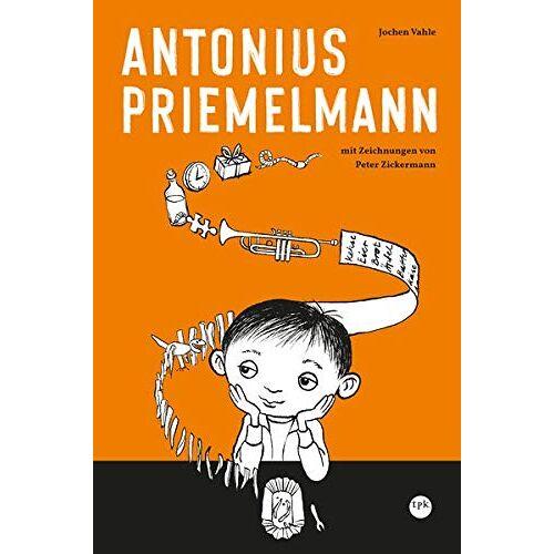 Jochen Vahle - Antonius Priemelmann - Preis vom 08.05.2021 04:52:27 h