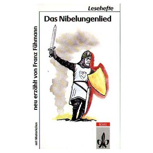 Franz Fühmann - Das Nibelungenlied. Mit Materialien. (Lernmaterialien) - Preis vom 11.05.2021 04:49:30 h