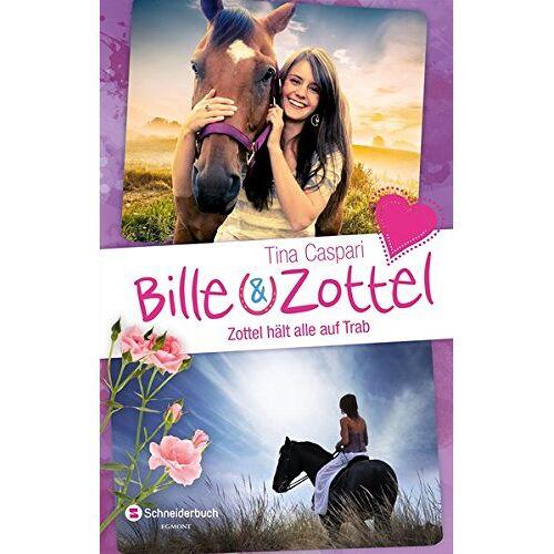 Tina Caspari - Bille und Zottel - Zottel hält alle auf Trab - Preis vom 01.12.2019 05:56:03 h