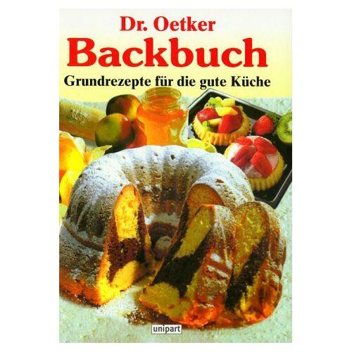Oetker - Backbuch. Grundrezepte für die gute Küche - Preis vom 07.03.2021 06:00:26 h