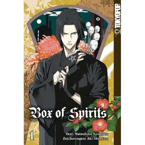 Natsuhiko Kyogoku - Box of Spirits 01 - Preis vom 06.05.2021 04:54:26 h