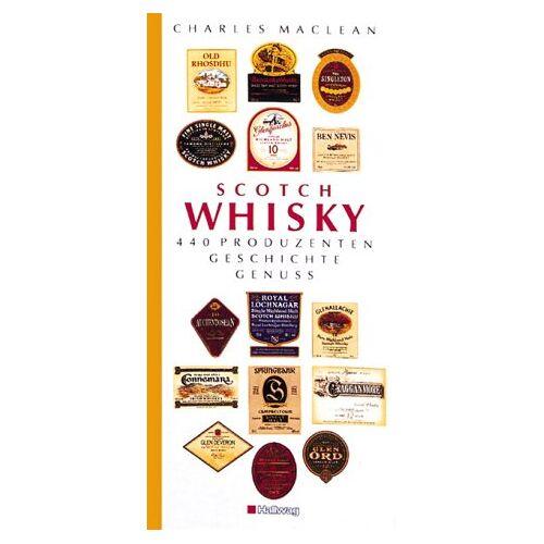 Charles MacLean - Scotch Whisky (Zigarren / Bier) - Preis vom 21.10.2020 04:49:09 h