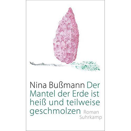 Nina Bußmann - Der Mantel der Erde ist heiß und teilweise geschmolzen - Preis vom 12.05.2021 04:50:50 h