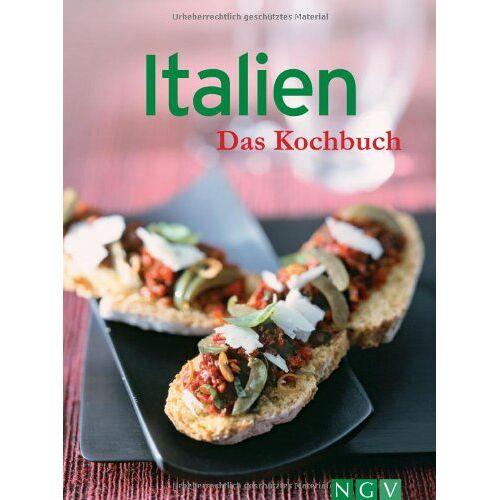 - Italien - Das Kochbuch - Preis vom 20.10.2020 04:55:35 h