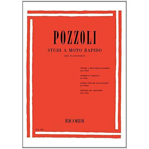 - Studi a Moto Rapido. Klavier - Preis vom 14.01.2021 05:56:14 h