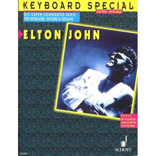 Michael Collins - Elton John: Keyboard, Gitarre und Gesang. (Keyboard Special) - Preis vom 05.09.2020 04:49:05 h