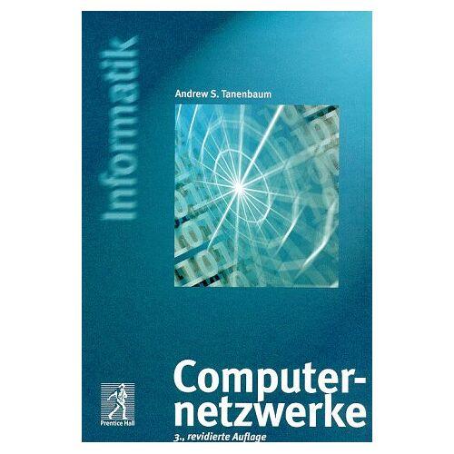Tanenbaum, Andrew S. - Computernetzwerke: 3. revidierte Auflage (Prentice Hall (dt. Titel)) - Preis vom 08.04.2020 04:59:40 h