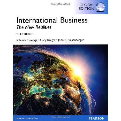 Cavusgil, S. Tamer - International Business: The New Realities - Preis vom 27.02.2021 06:04:24 h