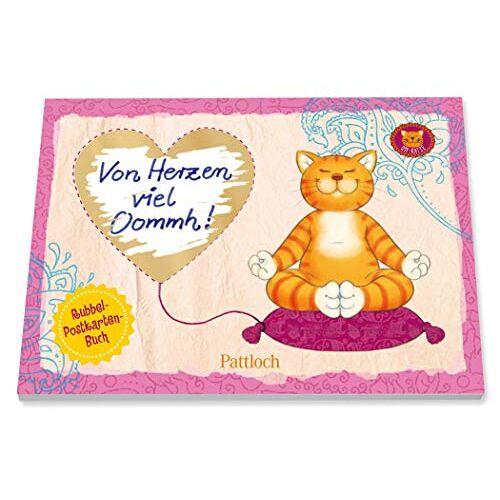 - Von Herzen viel Oomm!: 10 Postkarten und Rubbelsticker - Preis vom 19.10.2020 04:51:53 h