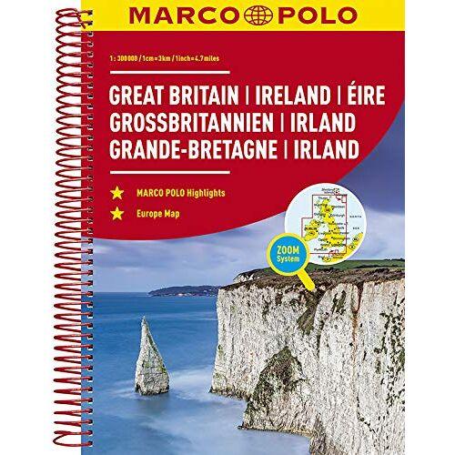- MARCO POLO Reiseatlas Großbritannien, Irland 300T (MARCO POLO Reiseatlanten) - Preis vom 16.01.2020 05:56:39 h