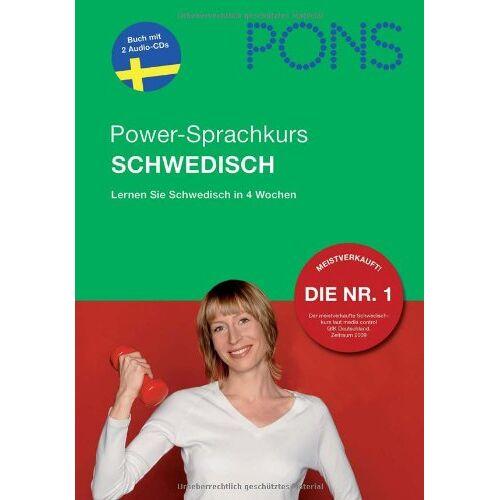 Britta Anders - PONS Power-Sprachkurs Schwedisch. Mit 2 Audio-CDs: Lernen Sie Schwedisch in 4 Wochen - Preis vom 21.10.2020 04:49:09 h