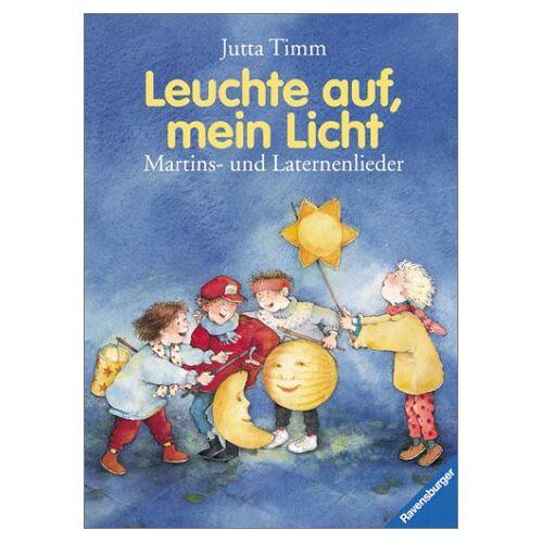 - Leuchte auf, mein Licht: Martins- und Laternenlieder - Preis vom 14.01.2021 05:56:14 h