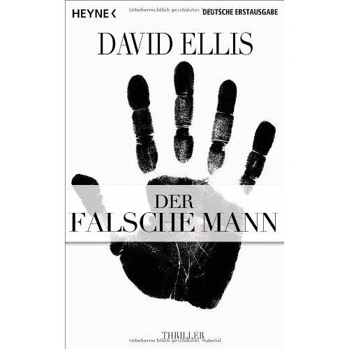David Ellis - Der falsche Mann: Thriller - Preis vom 20.10.2020 04:55:35 h