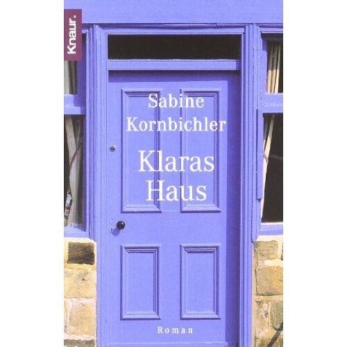 Sabine Kornbichler - Klaras Haus - Preis vom 16.05.2021 04:43:40 h