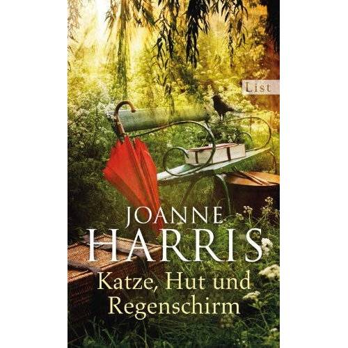 Joanne Harris - Katze, Hut und Regenschirm - Preis vom 12.04.2021 04:50:28 h